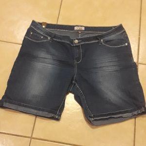 Ymi shorts ladies.  Size 18